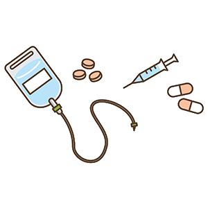 医療器具の管理・処置
